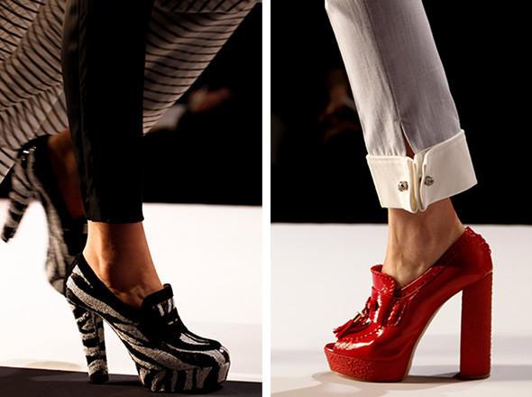 Walking in my shoes: 10 тенденций обуви весны-лета 2011. Изображение № 32.