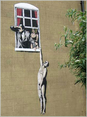 Изображение 7. Бэнкси снял фильм про уличное искусство.. Изображение № 7.