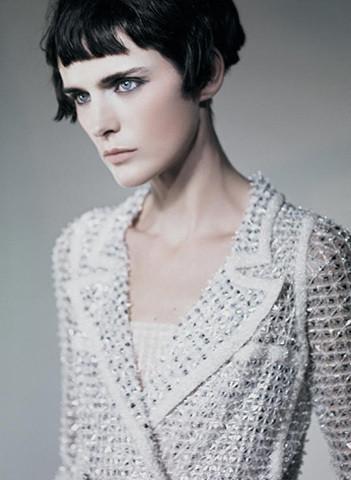 Vogue Paris, апрель 2011, фотограф Паоло Роверси. Изображение № 52.