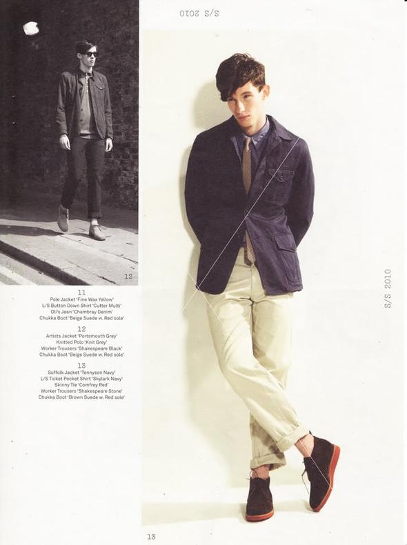 Oliver Spencer. Современный британский стиль. Изображение № 15.