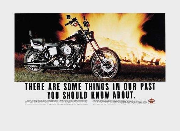 Harley Davidson: реклама легенды. Изображение № 8.