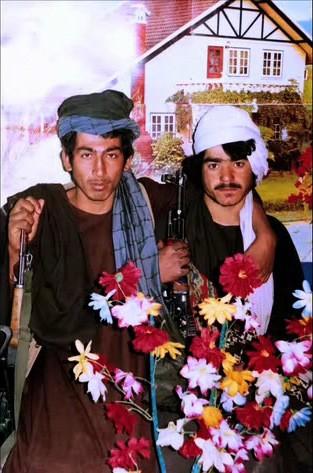 Талибан – ретушированная красота смерти. Изображение № 30.
