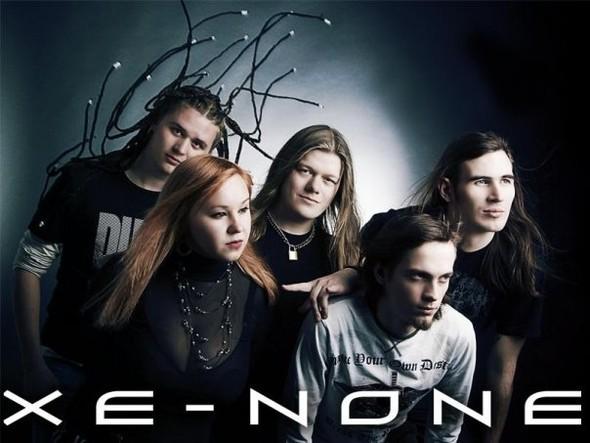 Xe-NONE – группа контрастов! Dance metal изКирова. Изображение № 1.