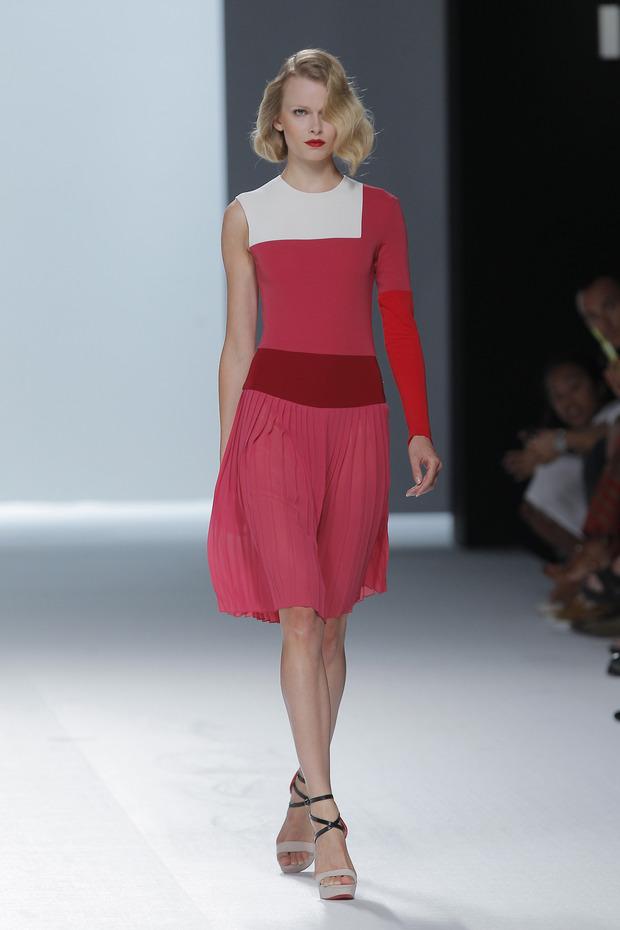 Madrid Fashion Week SS 2013: DAVIDELFIN. Изображение № 14.