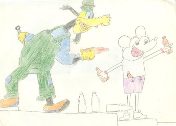 Психоделическое искусство - это детская беспечность. Изображение № 5.