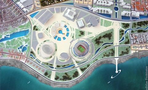 Стадионы Олимпийских Игр-2014. Изображение № 1.