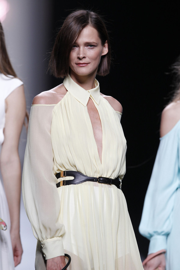 Madrid Fashion Week SS 2012: Adolfo Dominguez. Изображение № 28.