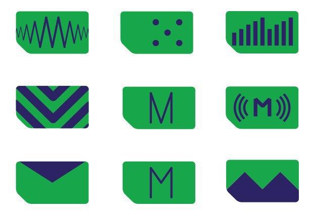 Редизайн: Новый логотип «МегаФона». Изображение № 11.