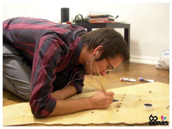 2D sculpture artist: Alexey Kio(process & lifestyle). Изображение № 2.