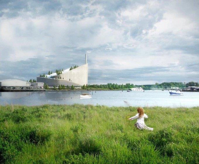 В Дании построят самый экологичный завод в мире. Изображение № 4.