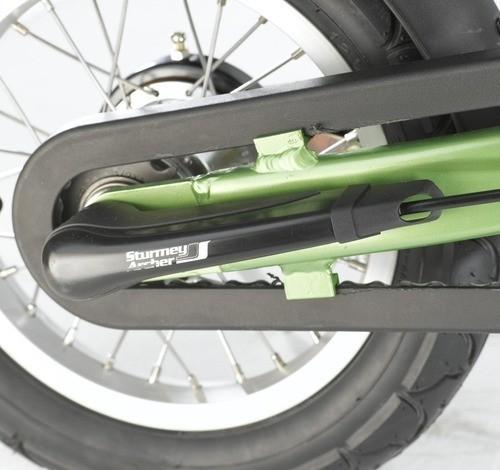 Складные велосипеды GENIUS. Изображение № 11.
