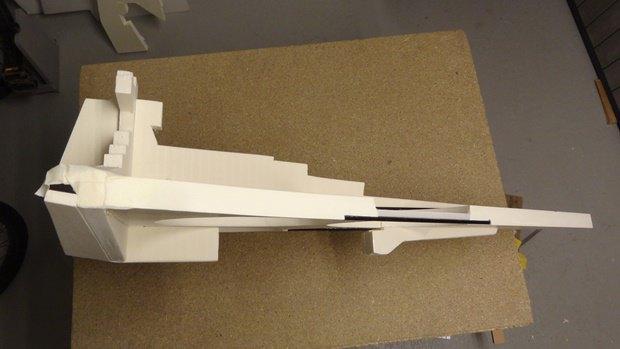 Энтузиаст собрал дрон в виде имперского крейсера. Изображение № 17.
