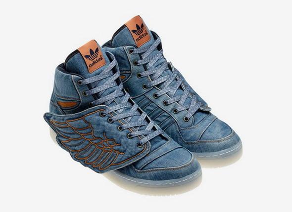 Коллекция Adidas Originals 2012 от Jeremy Scott. Изображение № 4.