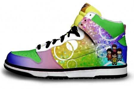 Nike Custom. Изображение № 9.