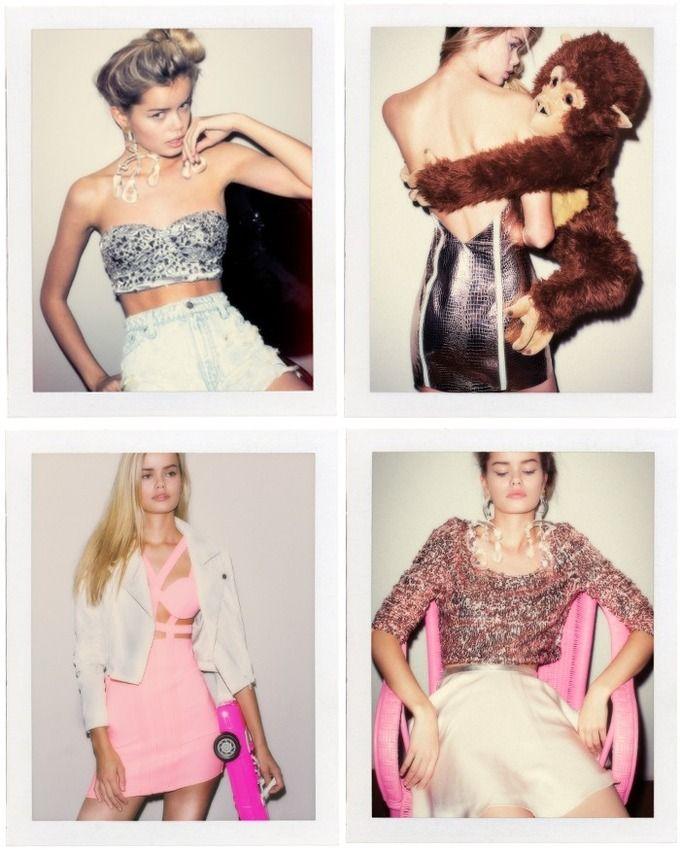 Вышли новые лукбуки Zara, Nasty Gal, Anna October и других марок. Изображение № 128.