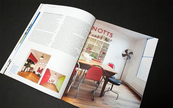 Обзор работ австралийской дизайн-студии SouthSouthWest. Изображение №55.