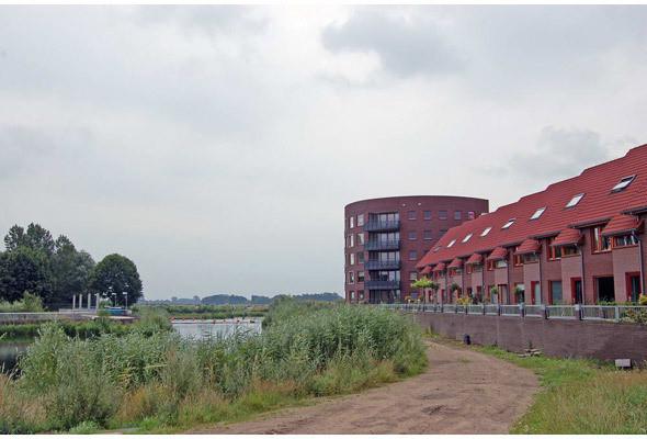 Изображение 78. 10 необычных жилых кварталов.. Изображение № 71.