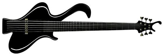Необычные бас-гитары prt.2. Изображение № 1.