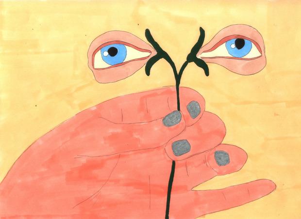 Иллюстрации маркером. Изображение № 4.