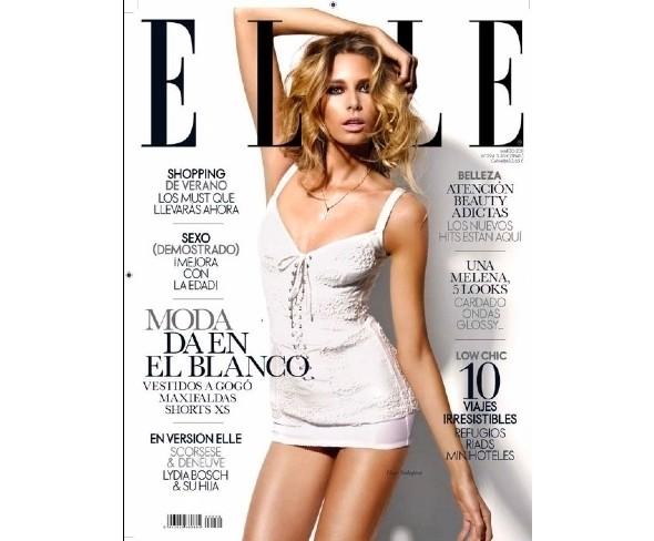 Изображение 8. Коллекция Dolce & Gabbana SS 2011 появилась на 42 обложках журналов.. Изображение № 14.