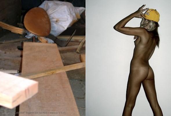 Henrik Purienne Sexy Fashion. Изображение № 8.