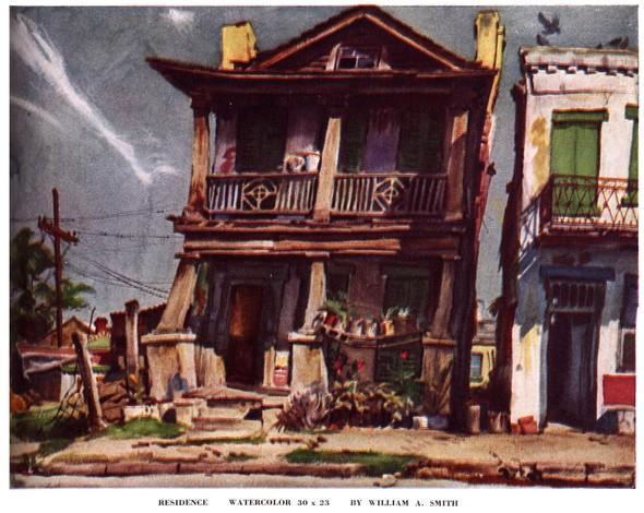 Американские иллюстраторы 40–60гг. ЧАСТЬ 1. Изображение № 42.