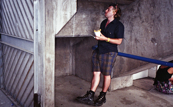 Большой выходной 2010. Музыкальный фестиваль в Окленде. Изображение № 23.