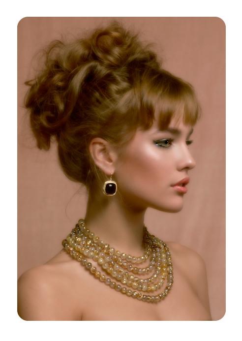 Лукбук: Ulyana Sergeenko Jewelry. Изображение №11.