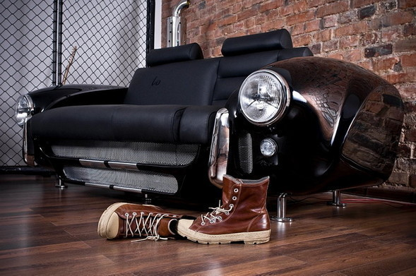 Мебель из автомобилей!. Изображение № 4.