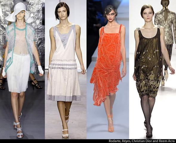 A revival for 20s fashion: Gatsbys girl или Roaring Twenties. Изображение № 3.