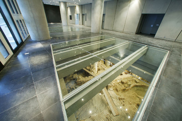 The new Acropolis Museum. Изображение № 6.