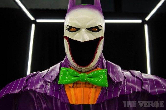 Работа креативного директора Warner Bros. Дерека Дила. Изображение № 2.