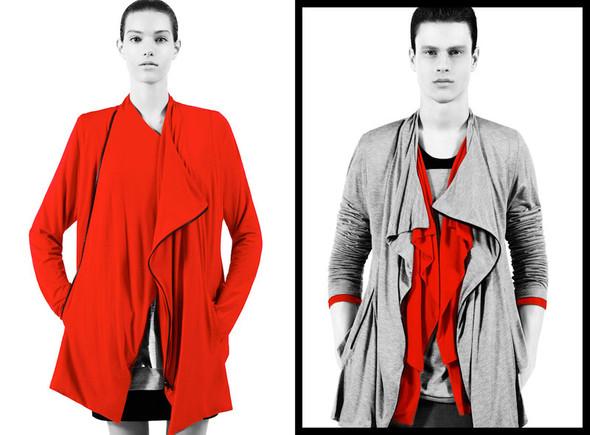Мужские лукбуки: Rad Hourani, Versace и другие. Изображение № 6.