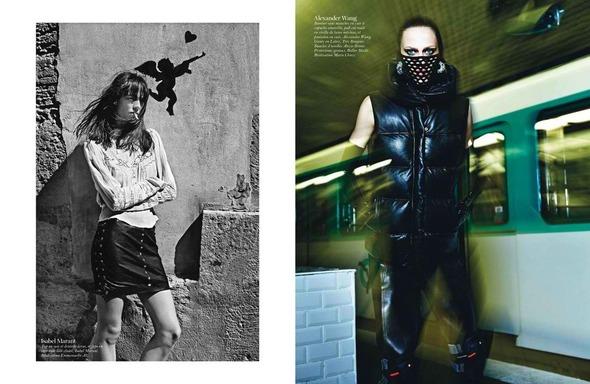 Стоп-кадр: Съемки Love, Vogue, Russh и Numero. Изображение № 10.