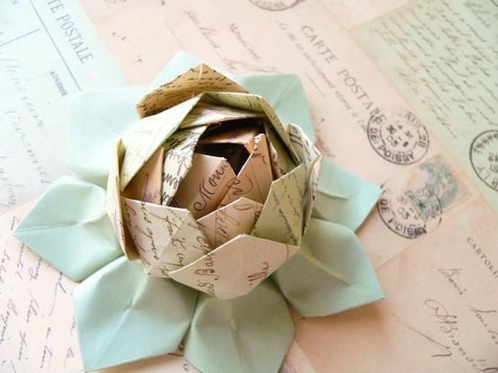Любовь к бумаге или 1001 оригами. Изображение № 4.