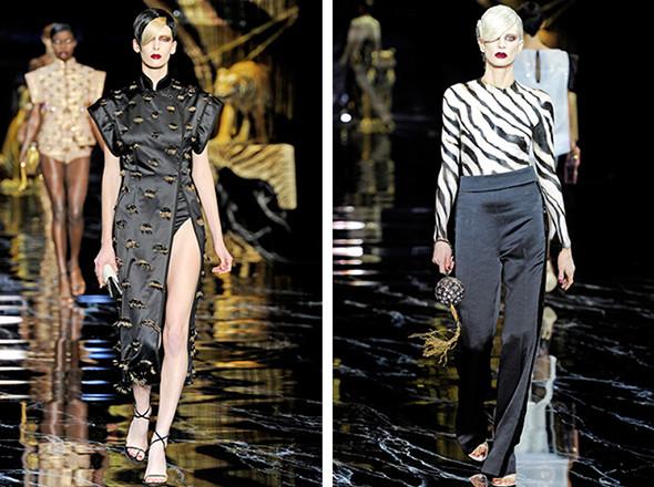 Последние показы на неделе моды в Париже. Изображение № 12.