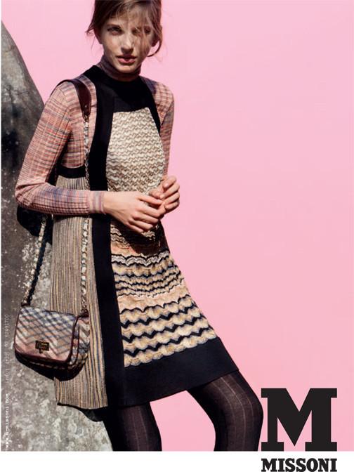 Кампания: Катерина Равалья для M Missoni FW 2011. Изображение № 4.