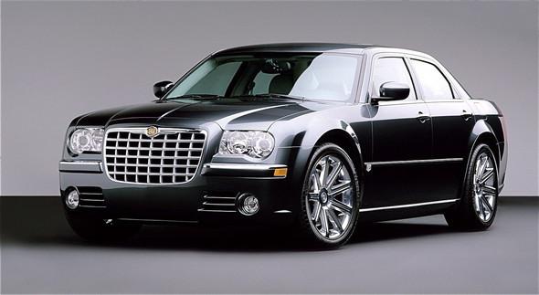 Эталон стиля и роскоши: Chrysler. Изображение № 18.