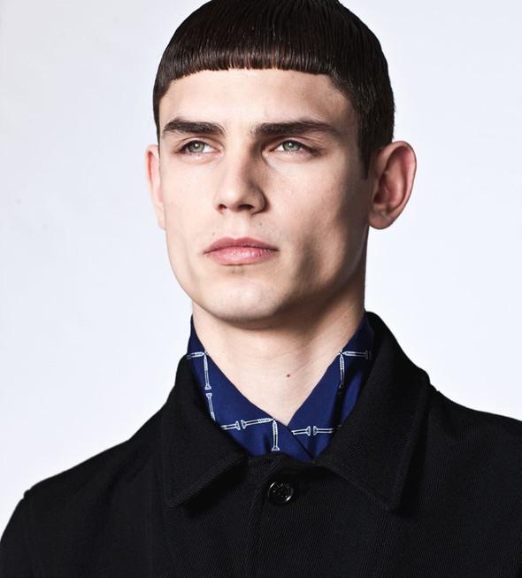 Мужские лукбуки: Rad Hourani, Versace и другие. Изображение № 18.