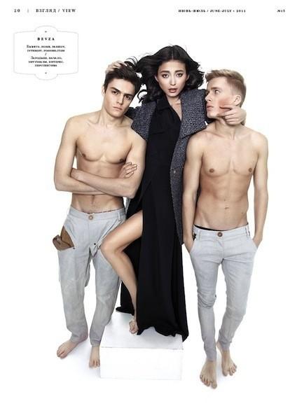 Изображение 12. Съемки: AnOther, L'Officiel, Vogue и другие.. Изображение № 35.