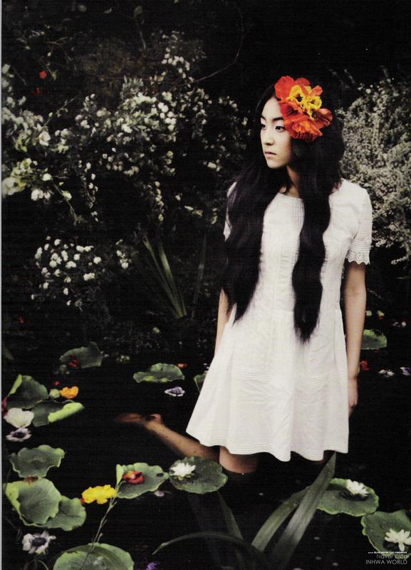 Oh, MyOphelia (Korean Vogue Girl apr'07). Изображение № 6.
