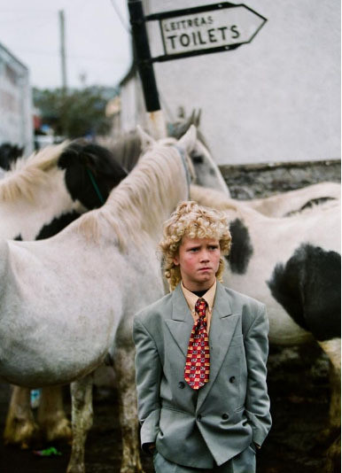 Изображение 9. Ирландская мода и наряды для праздников.. Изображение № 8.