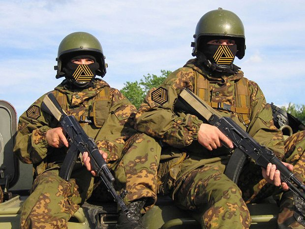 Редизайн: Новый логотип Российской армии. Изображение № 42.