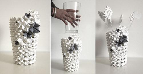 Мастер-класс «Возможности бумаги: оригами, бумагопластика». Изображение № 1.