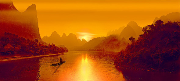 Лучшие рассветы изакаты этого лета поверсии Photoawar. Изображение № 4.