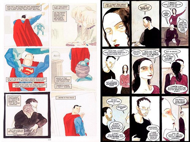 5 лучших аутсайдерских комиксов. Изображение № 10.