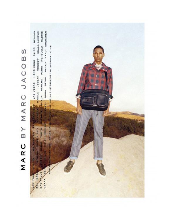 Кое-что новое: Levi's, Marc Jacobs, Topman, Pull&Bear. Изображение № 19.
