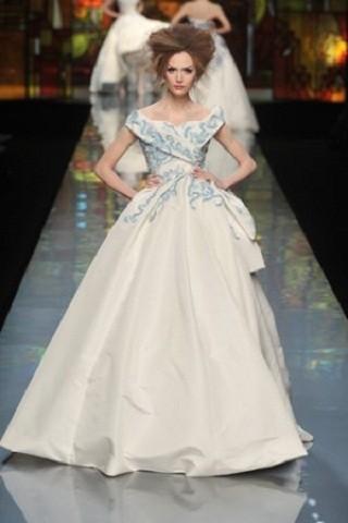 Свадебные платья фото от диор