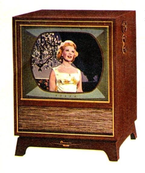Телевизоры 1960х годов. Изображение № 32.