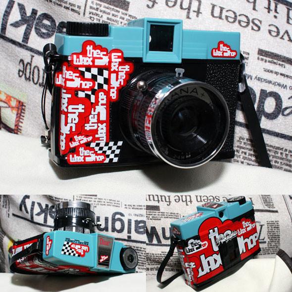 Подборка креативных фотоаппаратов и не только. Изображение № 4.